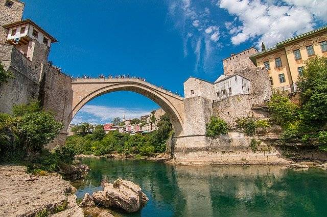mostar most